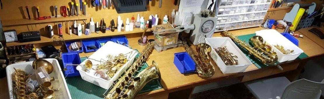 Descubre nuestro taller de instrumentos musicales